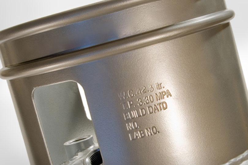 Aluminium LPG Cylinder