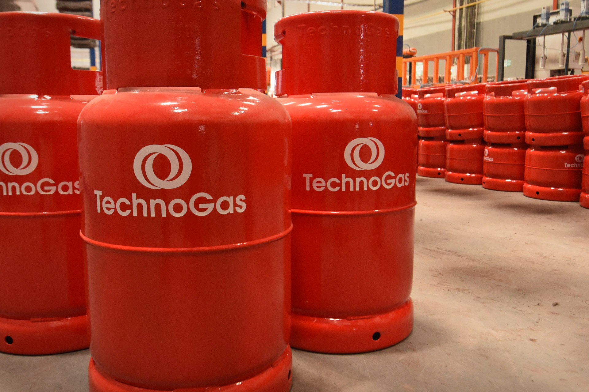 Techno Oil LPG Cylinders