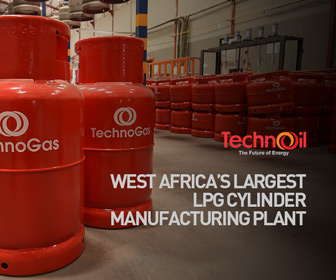Techno Oil Nigeria LPG Cylinder Manufacturing Plant