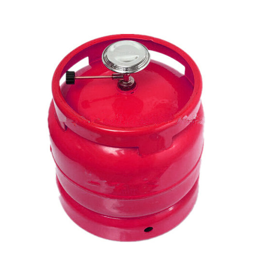 Camping Type Gas Cylinder