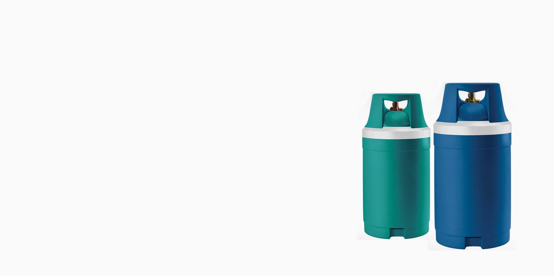 Composite LPG Cylinder Header